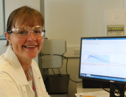 Rachel takes the guesswork out of Mass Spec-ulation