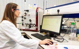 Job vacancy for a Senior Protein Scientist