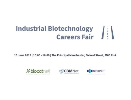 Peak Proteins Presenting at Industrial Biotechnology Careers Fair in Manchester