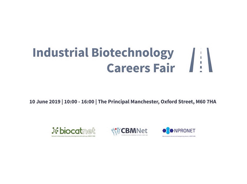 Industrial Biotechnology Careers Fair Information