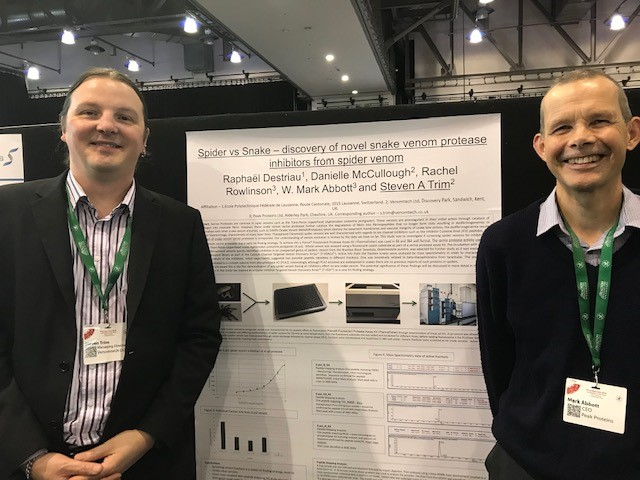 Mark Abbott and Steven Trimm at ELRIG 2019