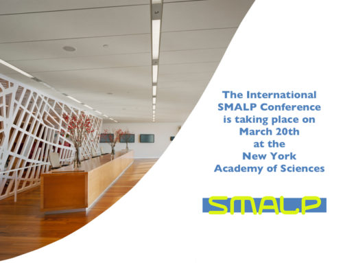 Dr Steve Harborne is Attending the International SMALP Conference