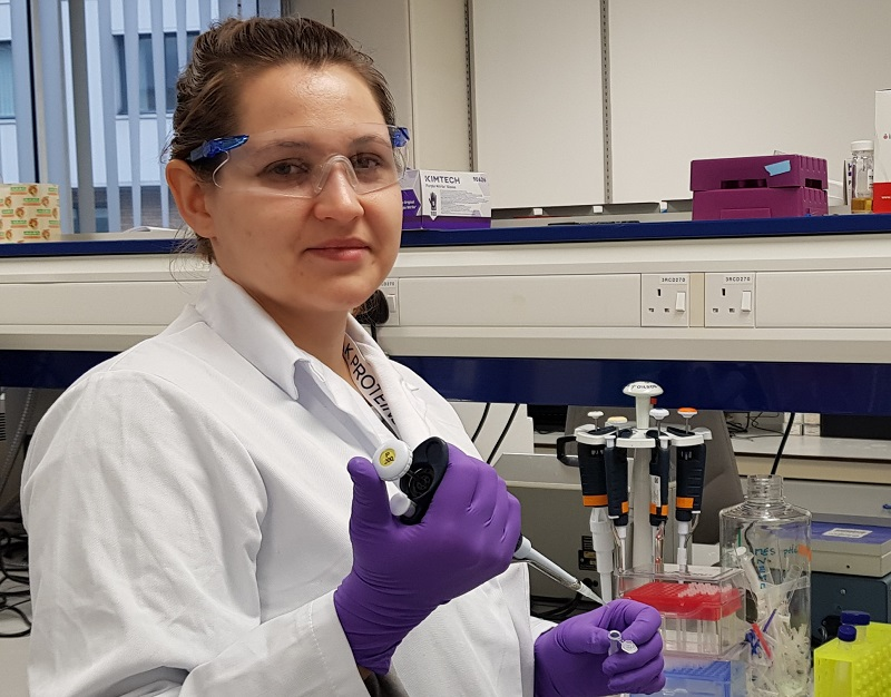 Evie Rejnowicz | Peak Proteins | Bespoke Protein Supply