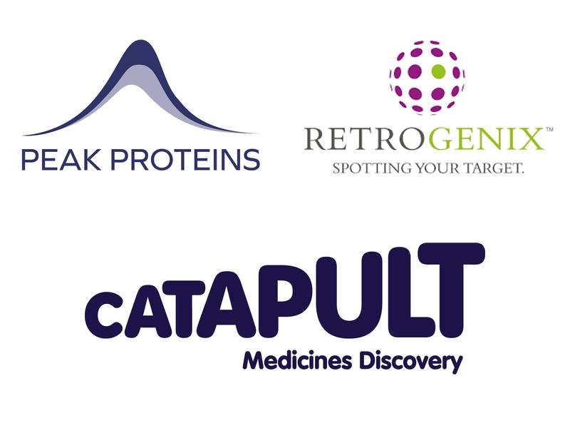 Medicines Discovery Catapult | Retrogenix | Peak Proteins