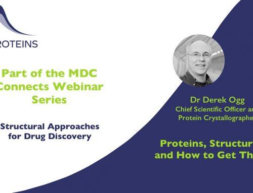 Dr Derek Ogg – MDC Connects Webinar Series