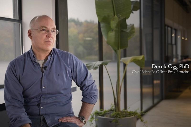 Dr Derek Ogg | G6b-B | X-ray Crystallography